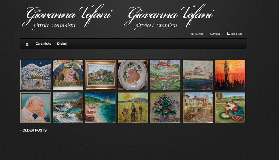 Painter Website » Iacopo Masi