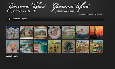 Painter Website