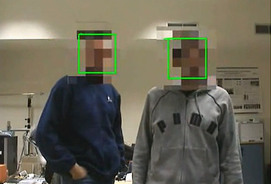 Optimal face detection and tracking