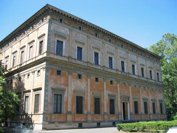 Villa Farnesina, Accademia dei Lincei