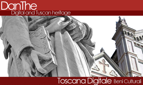Danthe. Digital and Tuscan Heritage