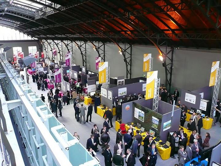 Technoday 2011 - the location