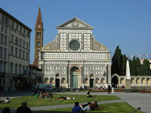 Eva 2012 in Piazza Santa Maria Novella