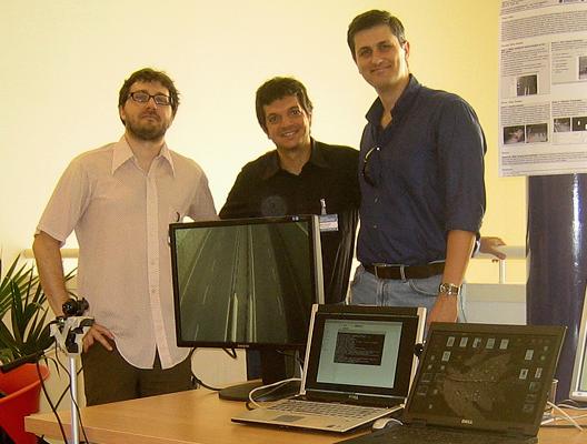 MICC and Magenta SRL demo at ICIAP 2011