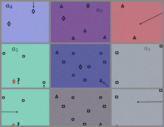 Perceptual and logic constraints