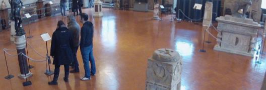 Museum Visitors dataset