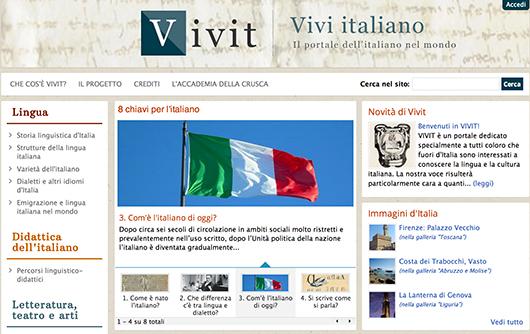 Vivit web portal