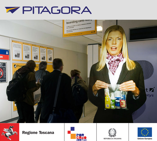 PITAGORA project on Airport Operations Management