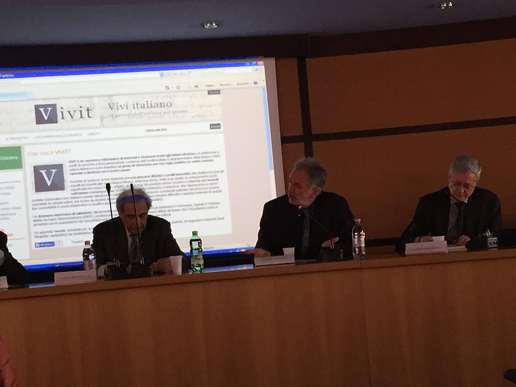 Vivit - Live Italian presentation