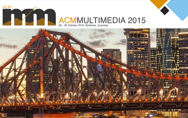 MICC will be at ACM Multimedia 2015