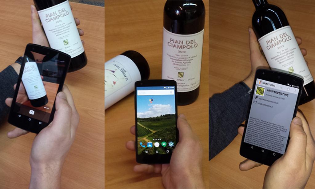 Smartvino App
