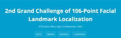 Grand Challenge of 106-Point Facial Landmark Localization