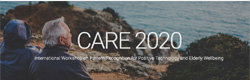 CARE2020 – PR for positive teChnology And eldeRly wEllbeing
