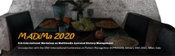 MadiMA 2020 – 6th International Workshop on Multimedia Assisted Dietary Management