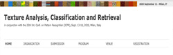 TAILOR 2020 – Texture AnalysIs, cLassificatiOn and Retrieval