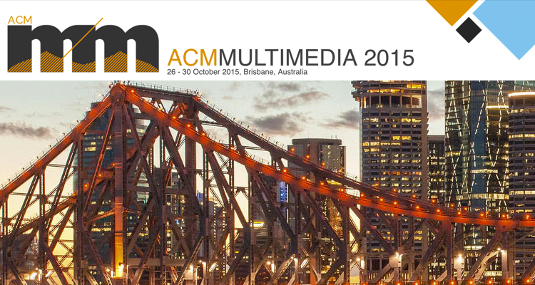 ACM Multimedia 2015
