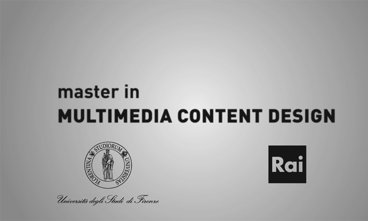 Master in Multimedia Content Design