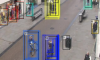 Unsupervised scene adaptation for faster multi-scale pedestrian detection