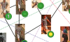 Leveraging local neighborhood topology for large scale person re-identification
