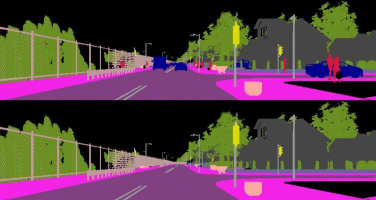 MICC Semantic Road Inpainting (MICC-SRI) Dataset